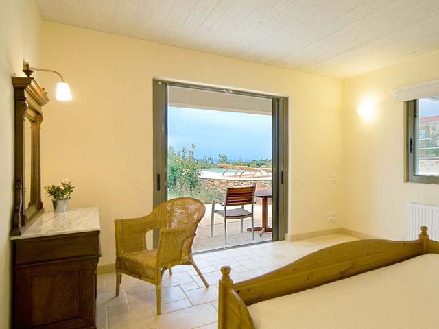 Ideales Resort - Xteni Villa:Bedroom