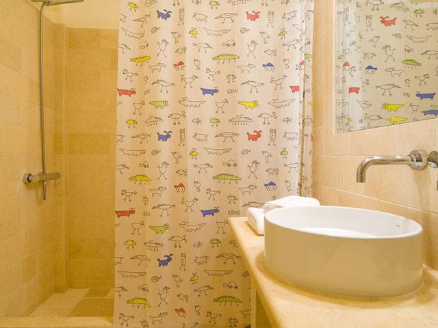 Ideales Resort - Xteni Villa:Bathroom