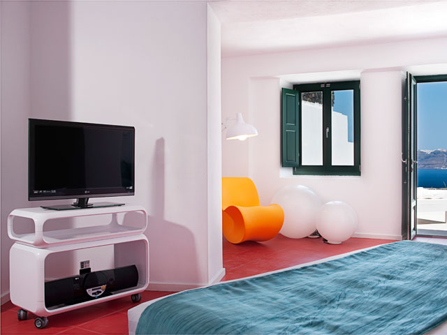 Avant Garde Suites - Bedroom