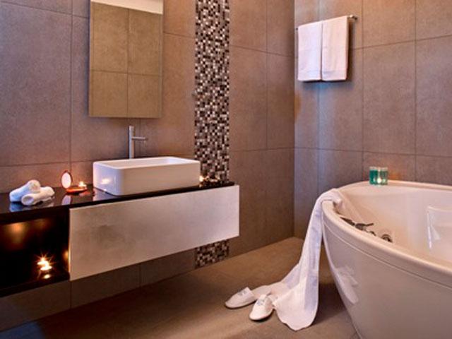Thermes Luxury Villas - Bathroom