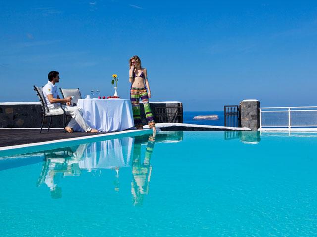 Thermes Luxury Villas - Swimming Pool