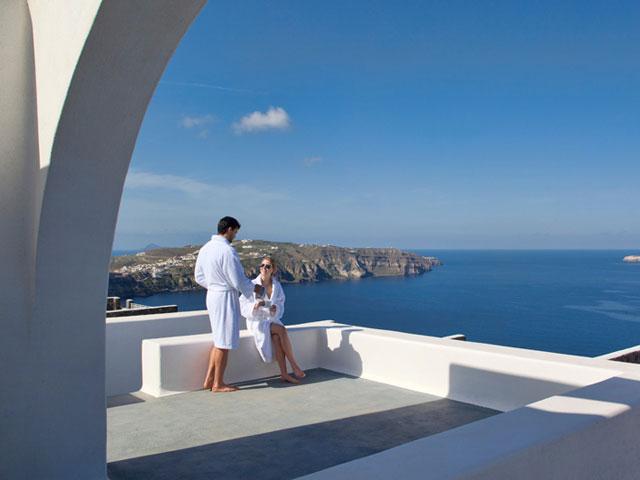 Thermes Luxury Villas - Sea View