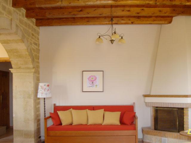 Aloe and Lotus Villas - Villa Aloe - Living Room