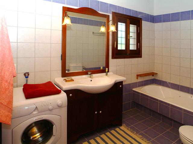 Aloe and Lotus Villas - Villa Aloe - Bathroom