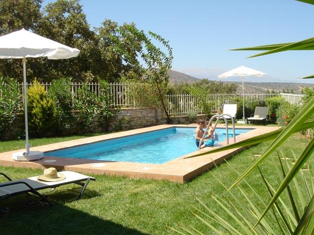 Aloe and Lotus Villas - Villa Lotus - Swimming Pool