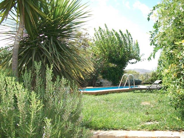 Aloe and Lotus Villas - Villa Lotus - Garden