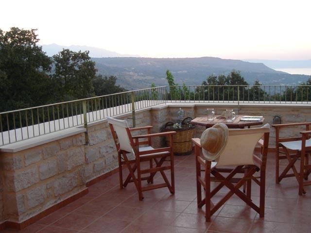 Aloe and Lotus Villas - Villa Lotus - Balcony View