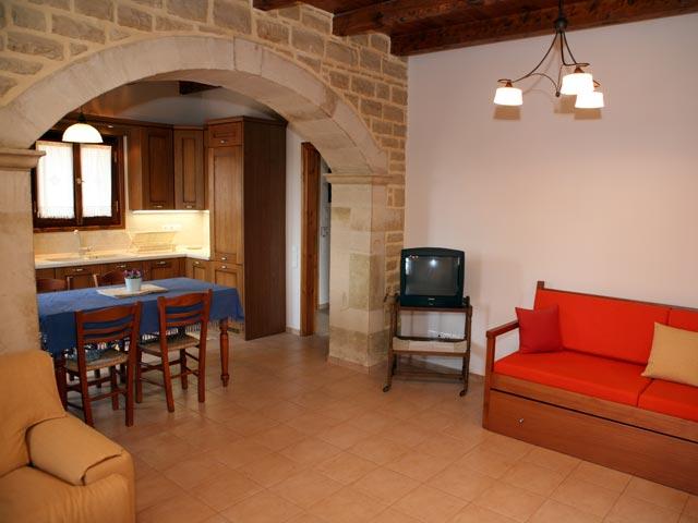 Aloe and Lotus Villas - Villa Lotus - Living Room