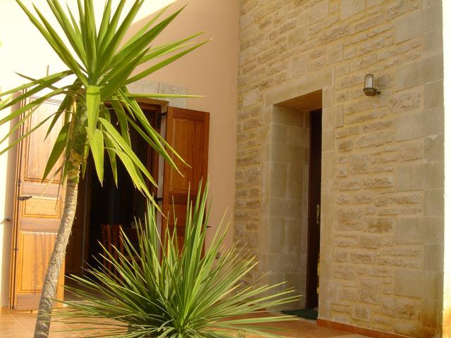 Aloe and Lotus Villas - Villa Aloe - Entrance