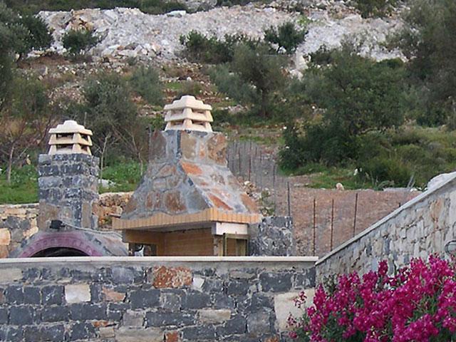 Manolioudis Villas - Exterior View