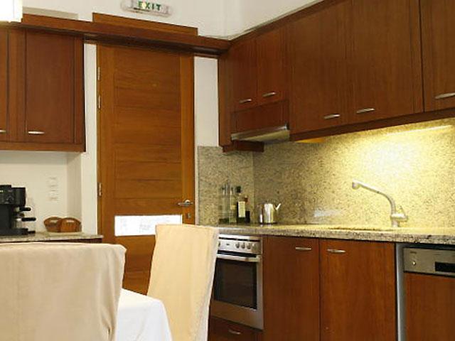 Manolioudis Villas - Kitchen