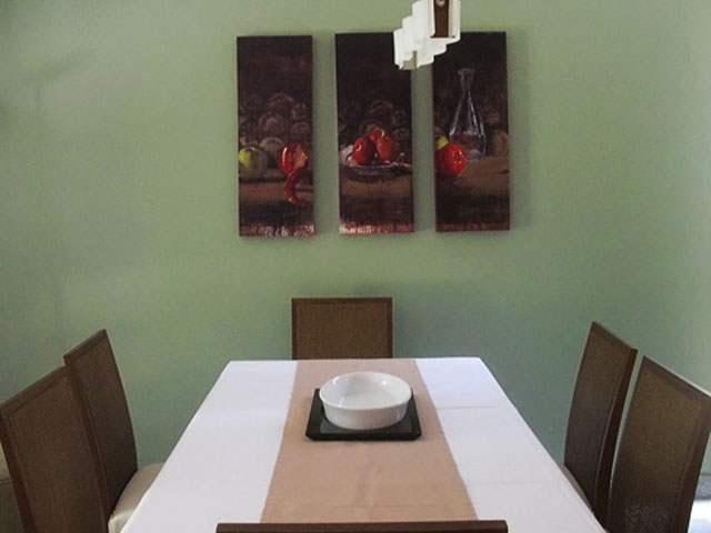 Manolioudis Villas - Dining Room