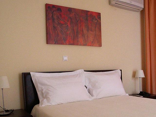 Manolioudis Villas - Bedroom