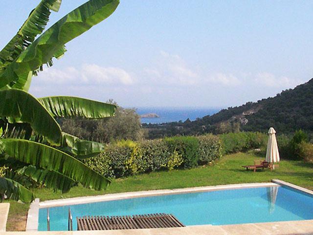 Manolioudis Villas - Swimming Pool