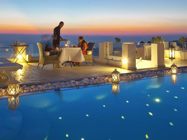 Above Blue Suites -