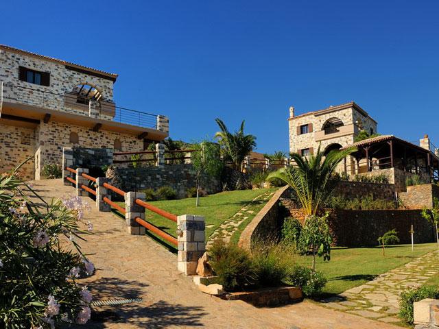 Ierapetra Villas - Exterior View