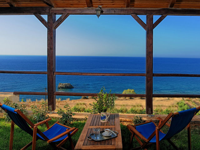 Ierapetra Villas - Garden