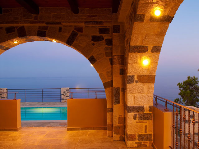 Ierapetra Villas - Swimming Pool