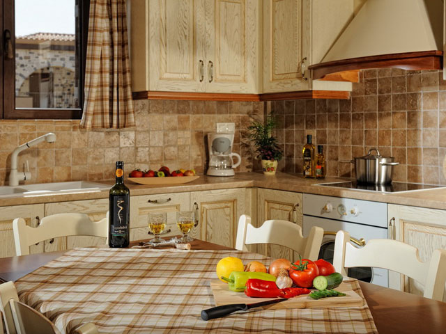 Ierapetra Villas - Kitchen