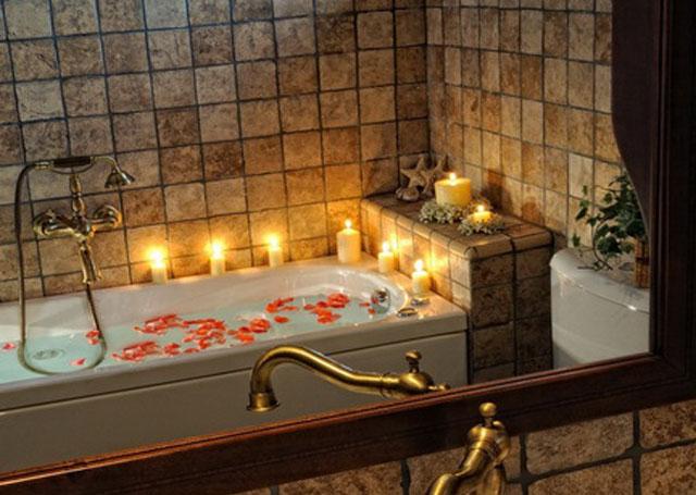 Ierapetra Villas - Bathroom