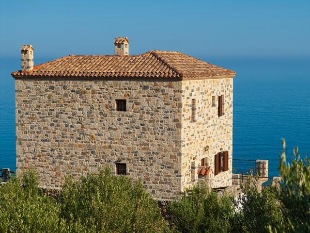 Ierapetra Villas - Building