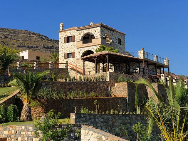 Ierapetra Villas - Buildings
