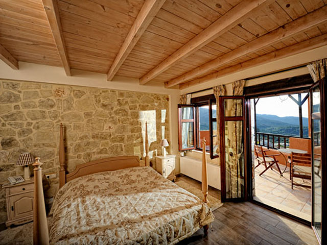 Villa Mala - Dictamnus Maisonette Balcony