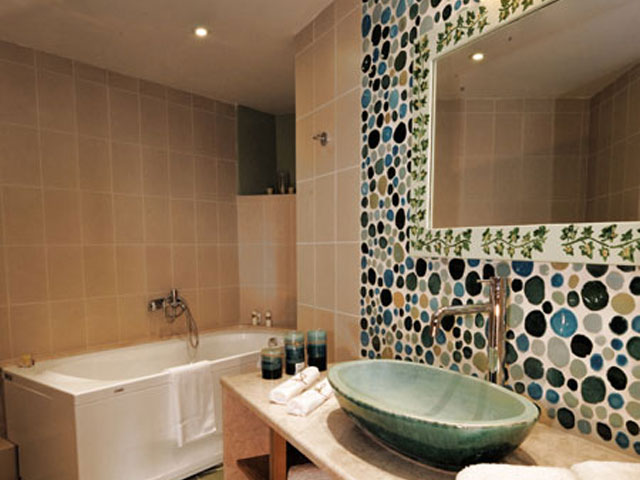 Villa Mala - Lavender Residence Bathroom