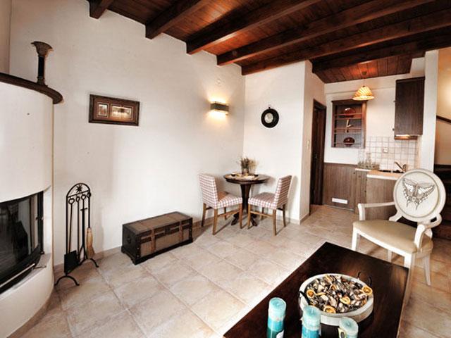 Villa Mala - Mentha Messonaite Living Room