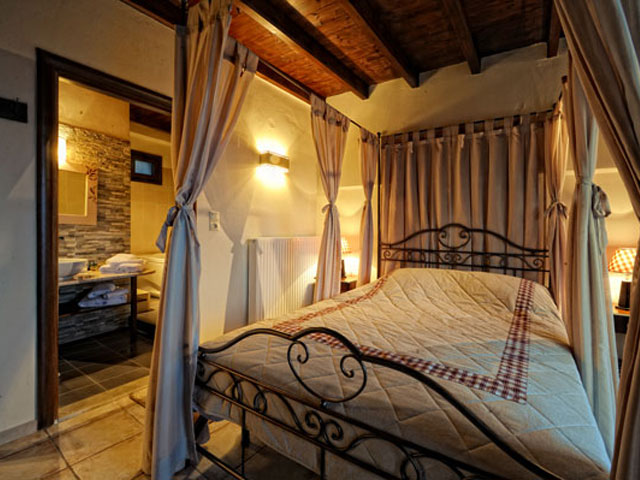 Villa Mala - Mentha Messonaite Bedroom