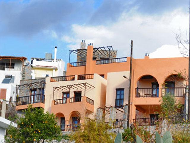 Villa Mala - Buildings