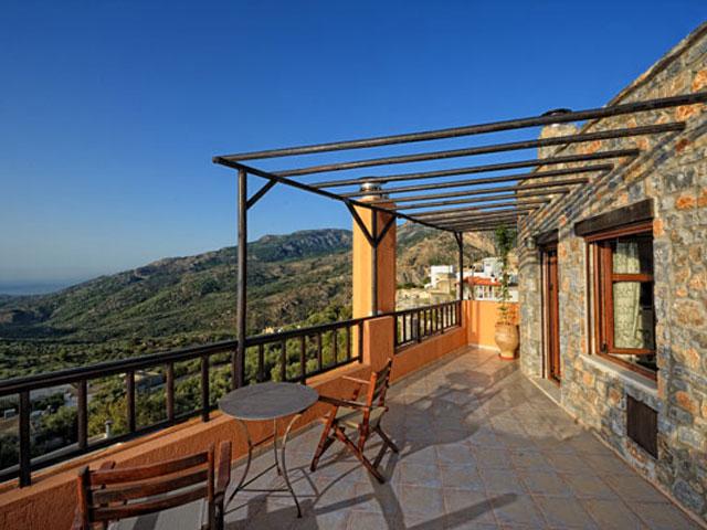 Villa Mala - Balcony