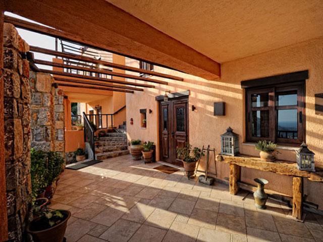 Villa Mala - Yard