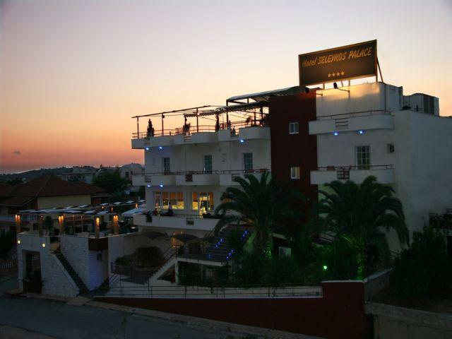 Seleykos Palace - Exterior View