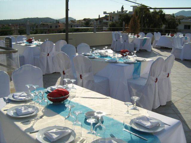 Seleykos Palace - Roof Garden