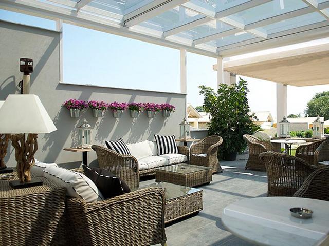Litohoro Olympus Resort Villas & Spa - Cafe
