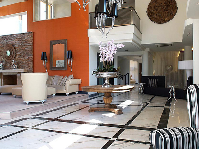 Litohoro Olympus Resort Villas & Spa - Lobby