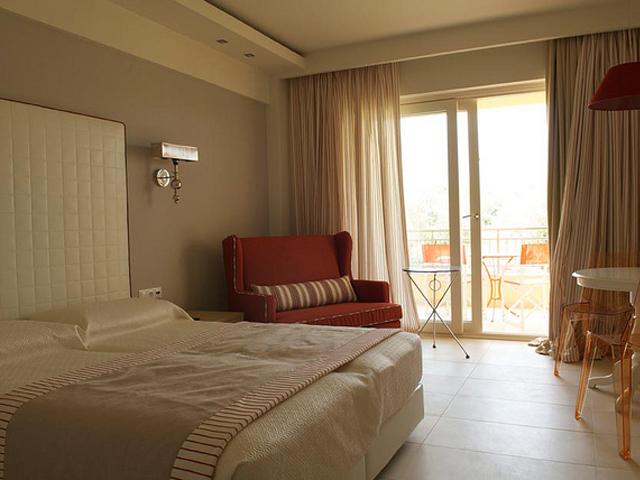 Litohoro Olympus Resort Villas & Spa - Bedroom