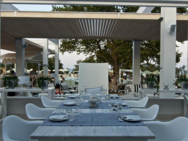 Litohoro Olympus Resort Villas & Spa - Restaurant