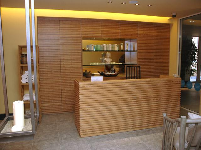 Litohoro Olympus Resort Villas & Spa - Spa Reception