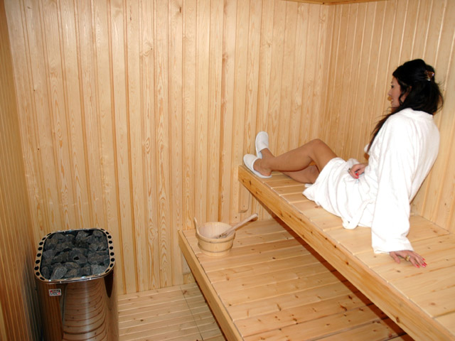 Litohoro Olympus Resort Villas & Spa - Sauna