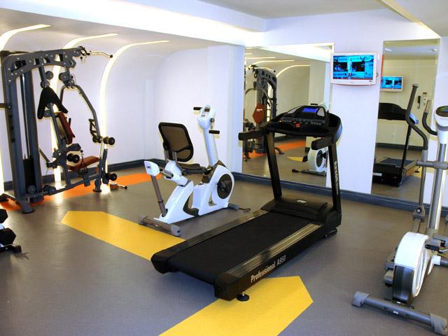 Litohoro Olympus Resort Villas & Spa - Fitness Room