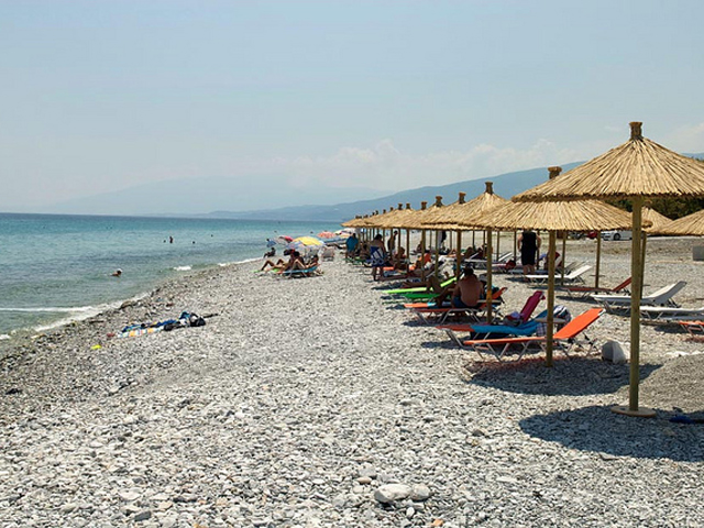 Litohoro Olympus Resort Villas & Spa - Beach