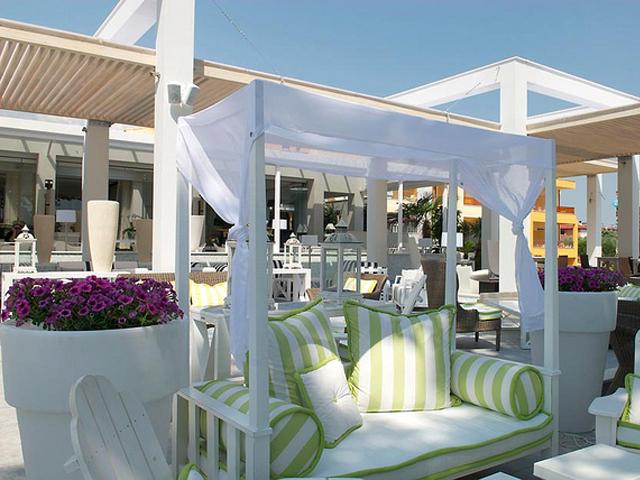 Litohoro Olympus Resort Villas & Spa - Cafe - Bar
