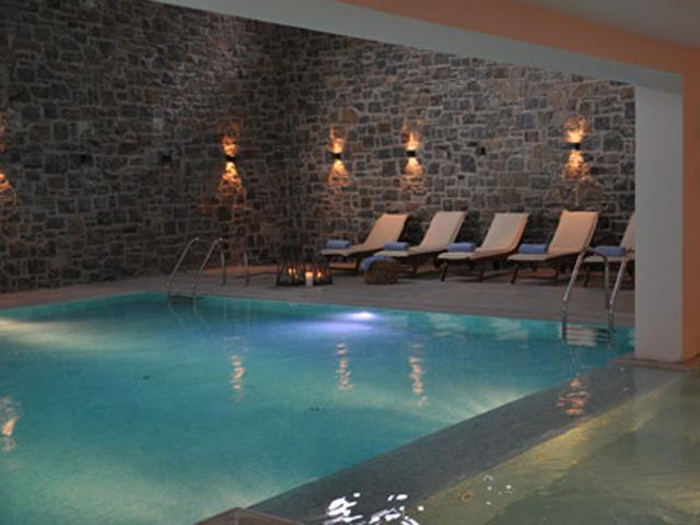 Dasos Theretron - Indoor Pool