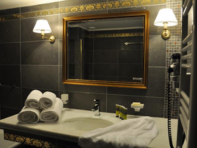 Dasos Theretron - Bathroom