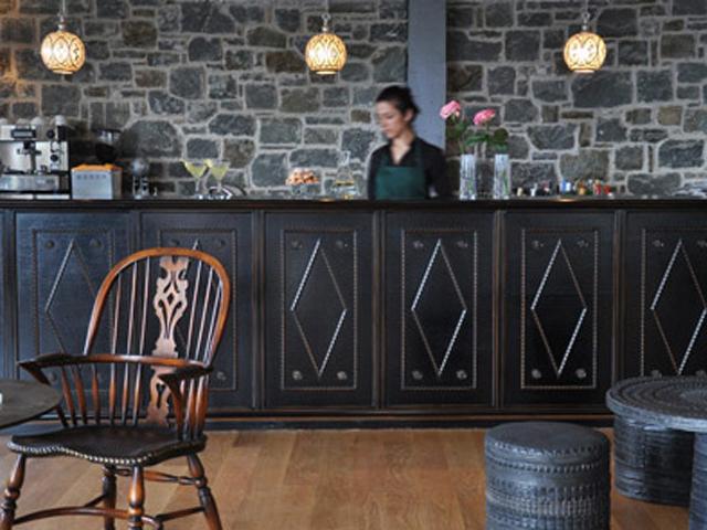 Dasos Theretron - Bar