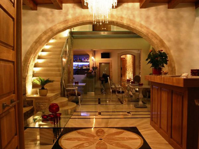 Bellagio Boutique and Hammam Hotel - Reception