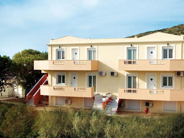 Karfas Sea Apartments - Exterior View