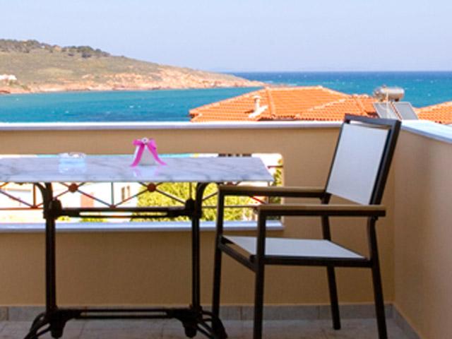 Karfas Sea Apartments - Balcony